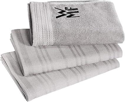 WMF Küchenhandtuch-Set, 10-teilig, Handtuch, Geschirrhandtuch, Baumwolle
