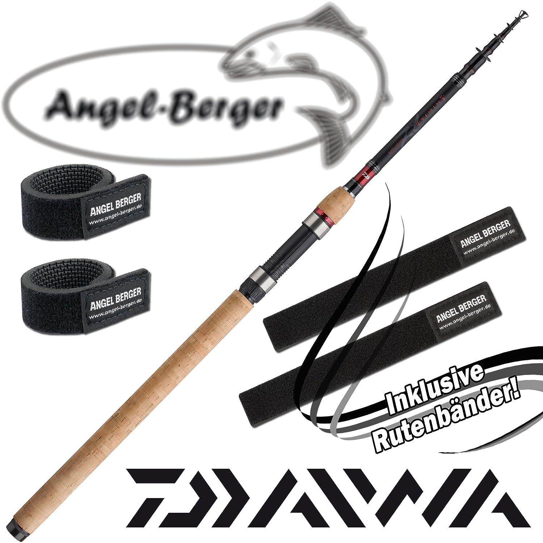 Daiwa Ninja X Tele Spin todos los modelos con banda de Angel ...