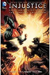Injustice: Gods Among Us: Year One - The Complete Collection (Injustice: Gods Among Us (2013-2016)) (English Edition) eBook Kindle