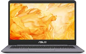 ASUS S410UA-AS51 VivoBook S Ultra Thin Laptop, i5-8520U, 8GB RAM, 1TB FireCuda, FHD WideView with NanoEdge, 802.11ac, 14.0""