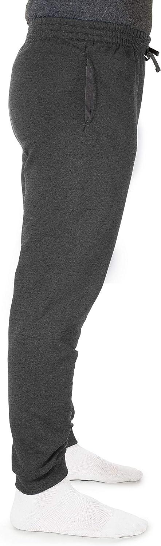 Jerzees Mens Fleece Jogger Pant Sweatpants