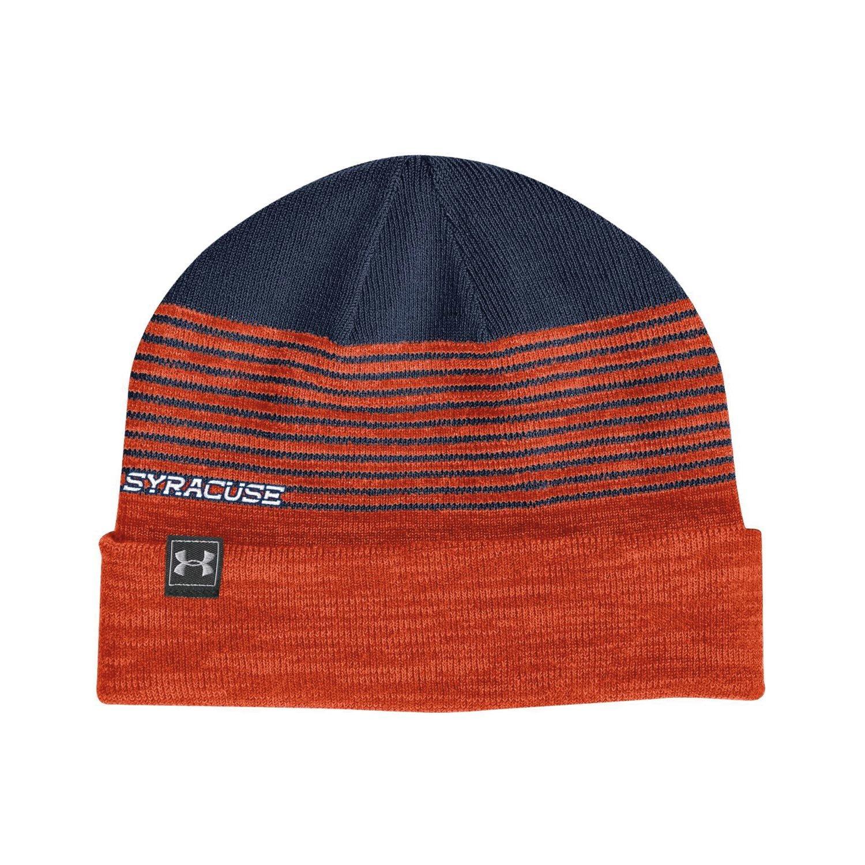 8aa82f59012 Amazon.com   Under Armour NCAA Syracuse Orange 4 in 1 Reversible Beanie