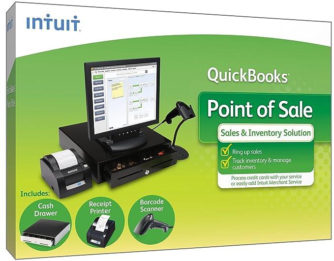 Amazon com: QuickBooks POS Basic Version 10 w/3 Piece