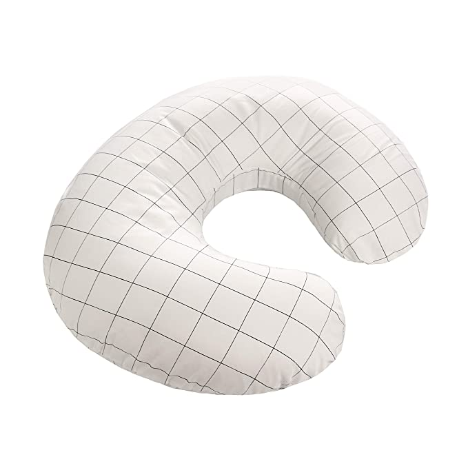 Amazon.com: Funda de almohada de lactancia Lat, 100% algodón ...