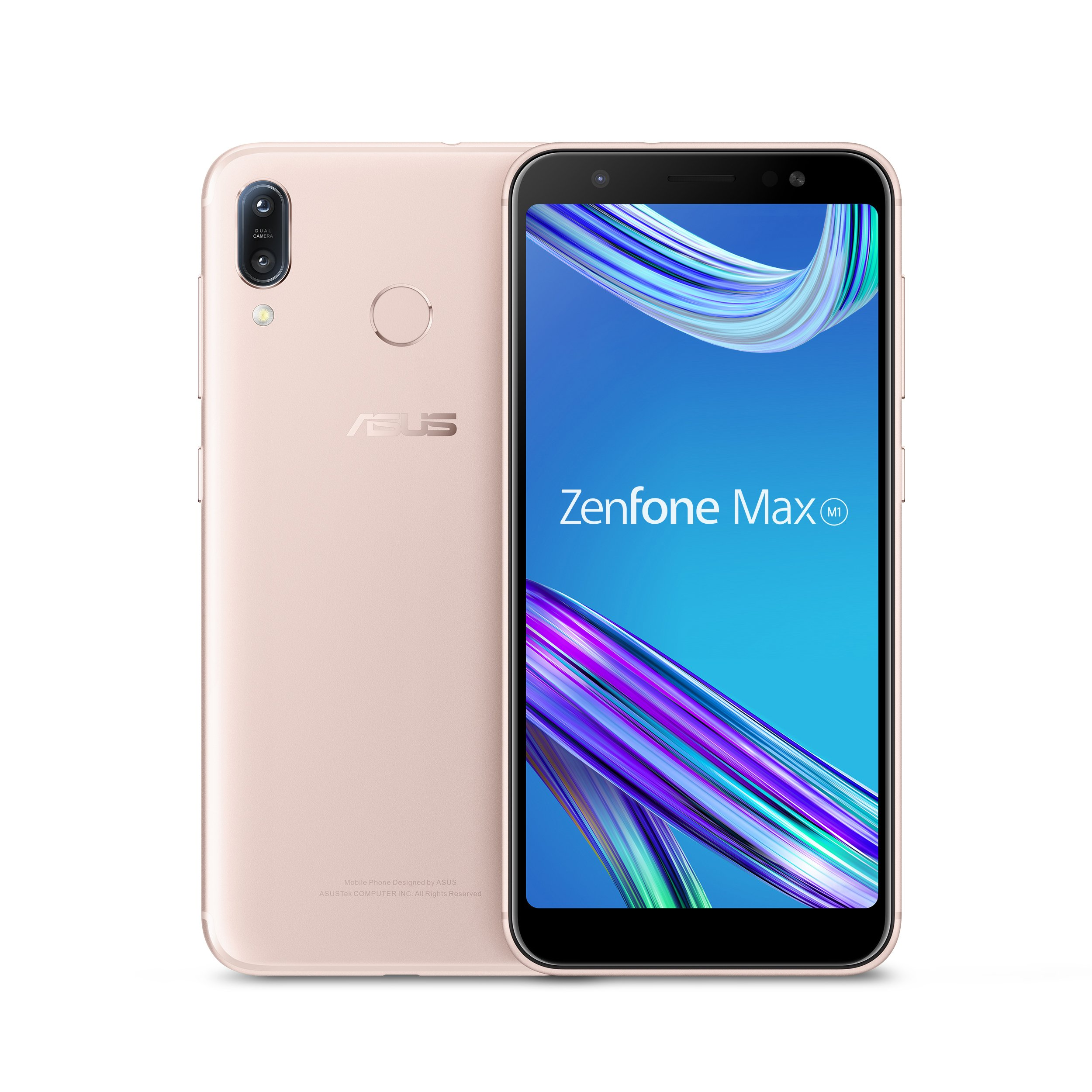 "ASUS ZenFone Max (ZB555KL-S425-2G16G-GD) - 5.5""HD+ 2GB RAM 16GB storage LTE Unlocked Dual SIM Cell phone - US Warranty - Sunlight Gold"