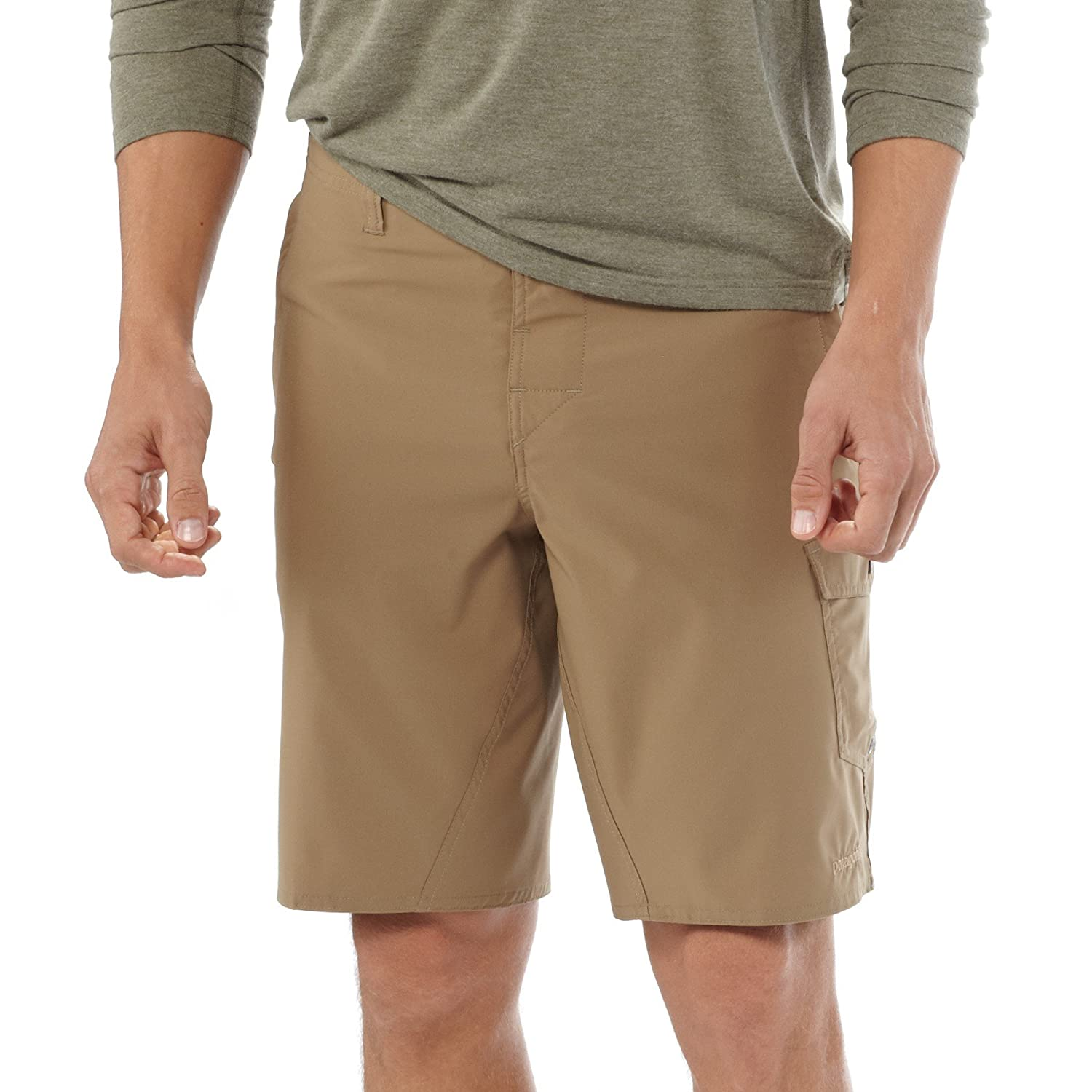 cd95bcb3e6 Stretch Terre Planing Cargo Shorts - 21 inch Ash Tan: Amazon.co.uk: Clothing