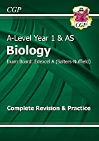 A-Level Biology: Edexcel A Year 1 & AS Complete
