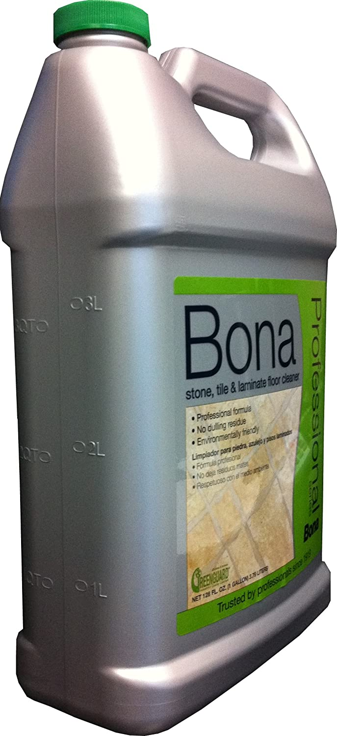 Amazon bona pro series wm700018175 stone tile and laminate amazon bona pro series wm700018175 stone tile and laminate cleaner ready to use 1 gallon refill home kitchen dailygadgetfo Choice Image
