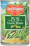 Del Monte Foods Cut Green Beans, 14.5 oz--1 pack