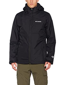 Columbia Aravis Explorer Interchange Jacket Chaqueta Impermeable, Nailon, Hombre: Amazon.es: Deportes y aire libre