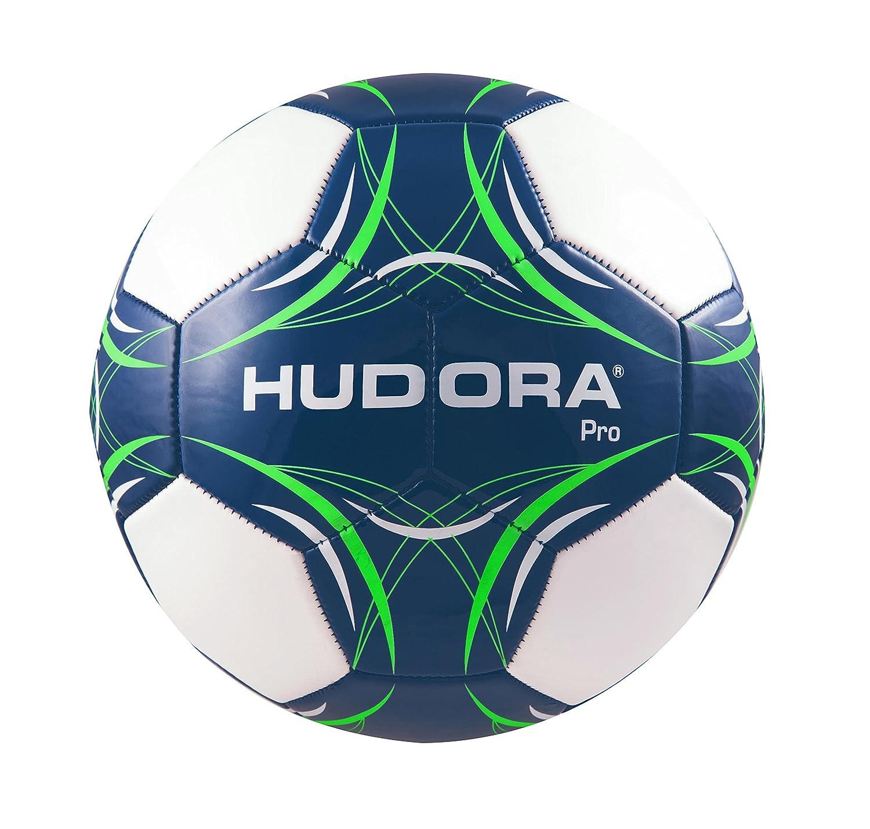 Hudora Pro - Balón, tamaño 5 - 71701/01 - Balón de fútbol, Color ...