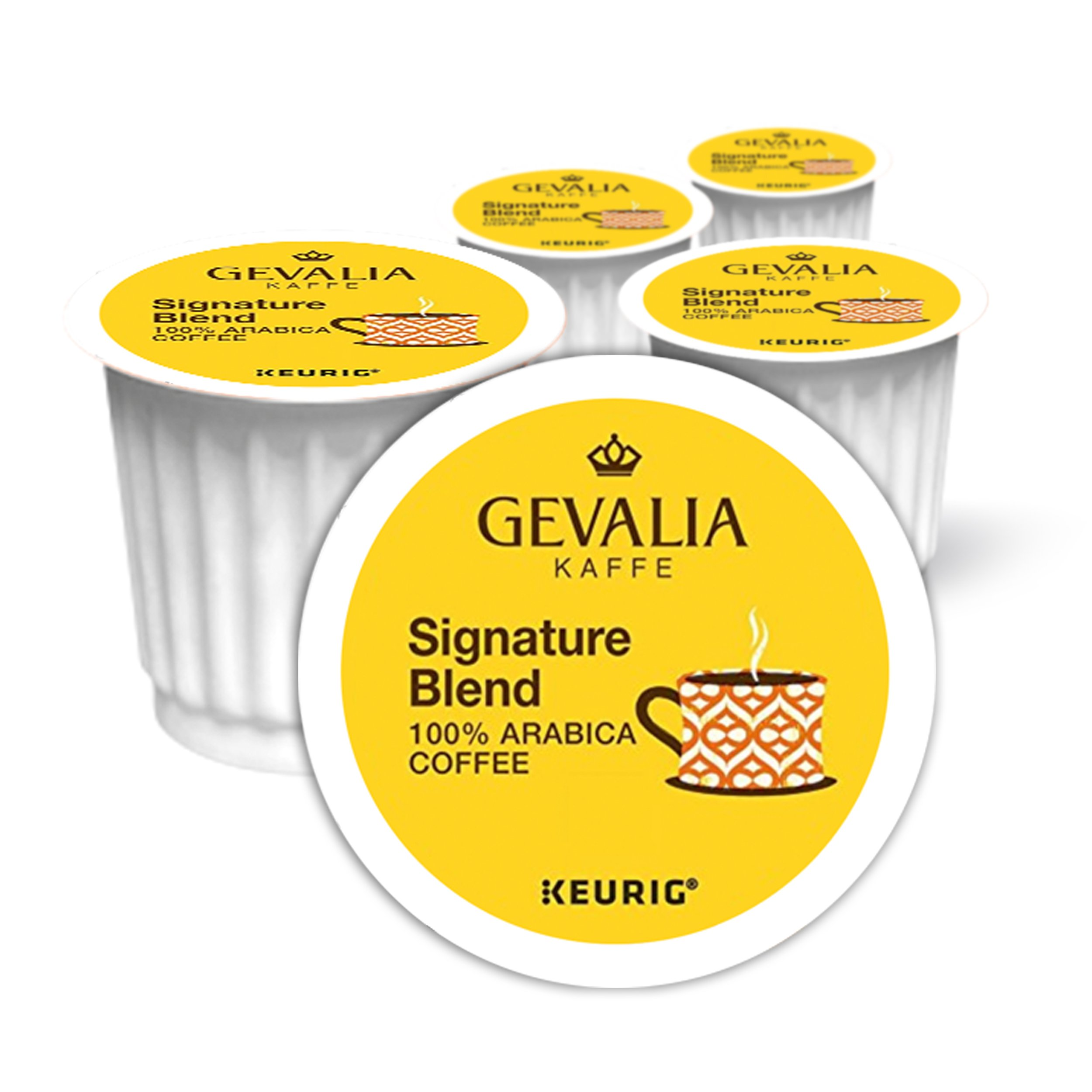 Gevalia Signature Blend Coffee, K-CUP Pods, 100 Count by Gevalia (Image #2)