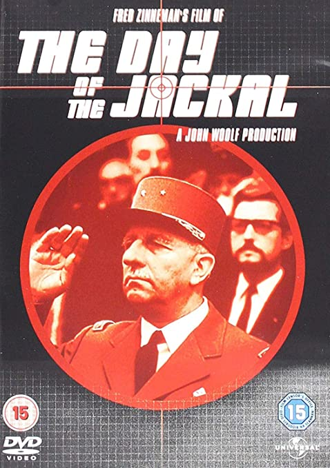 The Day Of The Jackal [Reino Unido] [DVD]: Amazon.es: Edward Fox, Alan Badel, Tony Britton, Cyril Cusack, Michael Lonsdale, Terence Alexander, Michel Auclair, Adrien Cayla-Legrand, Jacques François, Fred Zinnemann, Edward Fox, Alan