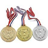 Médaille sportive or/argent/bronze prix activité sportive