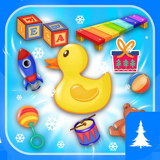 Christmas Kids Toy Smash -