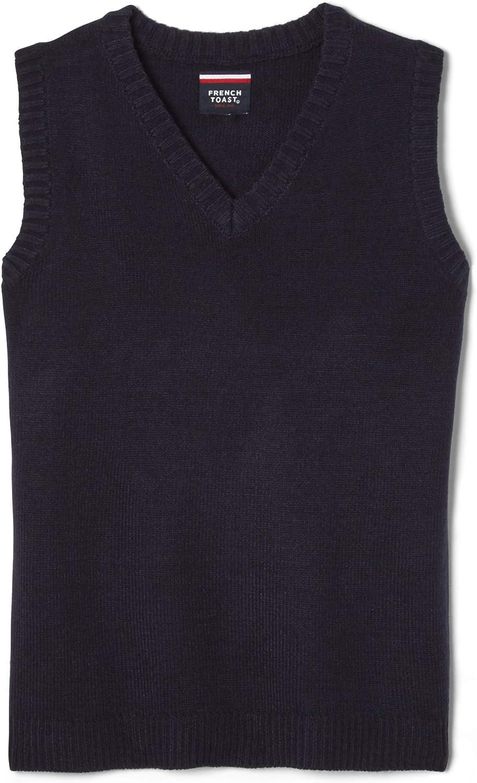 French Toast Boys V-Neck Sweater Vest School Uniform Sweater Vest