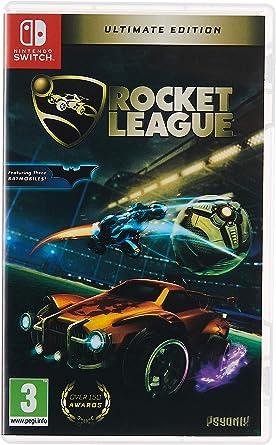 Rocket League Ultimate Edition - Nintendo Switch [Importación ...