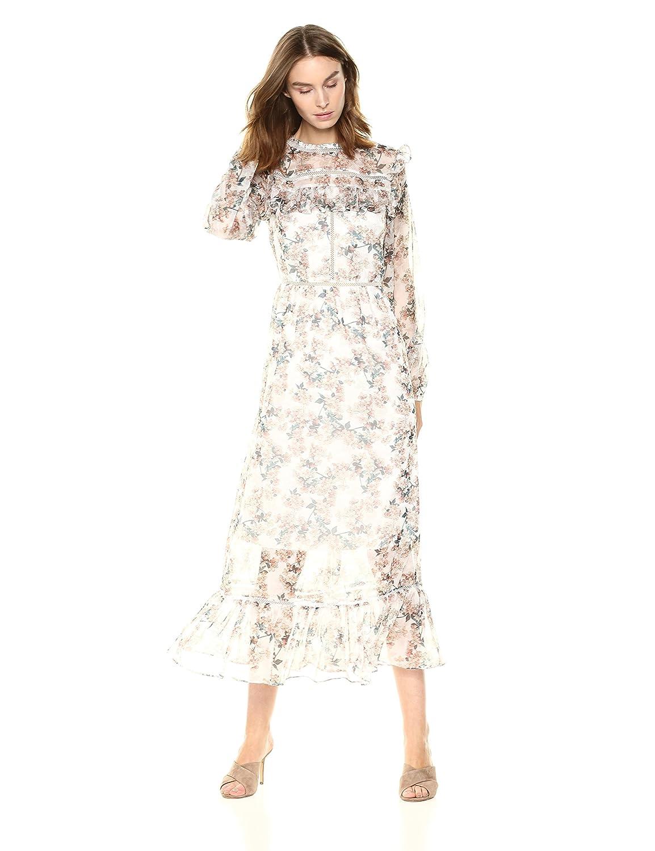 147484f40 Glamorous Women's Floral Prairie Maxi Dress at Amazon Women's Clothing  store: