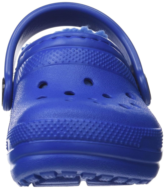 Crocs Unisex/' Classic Lined Clog Kids