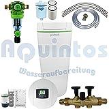 """Grünbeck Enthärtungsanlage softilQ:SC18 Wasserenthärtungsanlage-Enthärtungsanlage-Entkalkungsanlage-Weichwasseranlage inkl. Grünbeck Rückspülfilter Boxer in 1"""""""