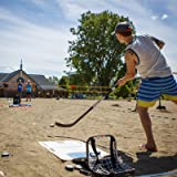 GONGSHOW Saucer King Backyard Hockey Game and