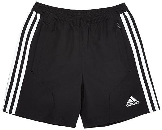 adidas Kinder Bekleidung Tiro 13 Woven Shorts, Black White, 116, Z05675 5e0d4f54f5