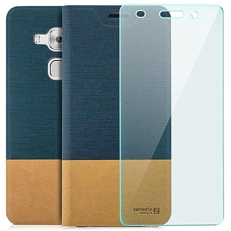 Funda Huawei Nova Plus (mla-l11) carcasa + Cristal Templado ...
