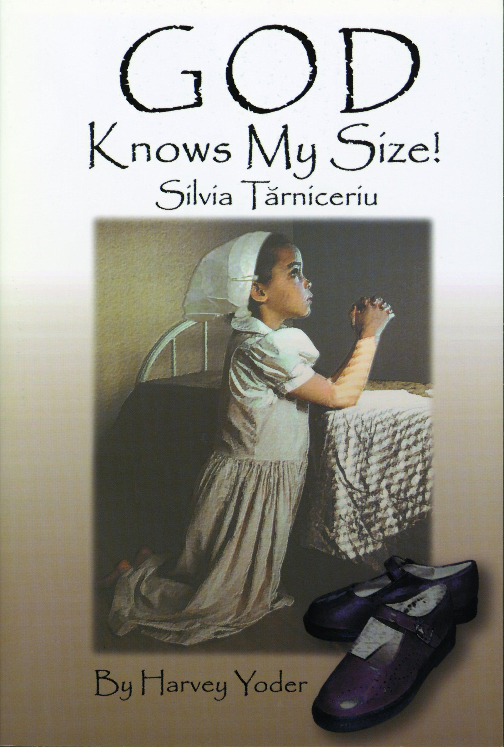 Read Online God Knows My Size! Silvia Tarniceriu ebook