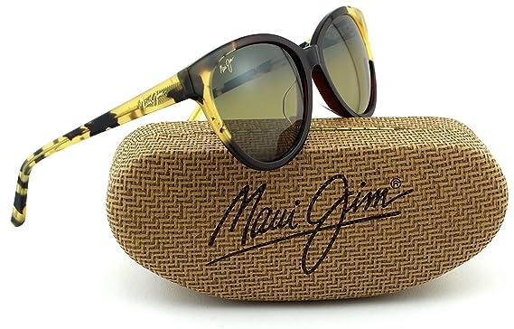 10709df96c76 Maui Jim Sunshine Unisex Polarized Sunglasses (Marsala w/Tokyo Tortoise  Frame, HCL Bronze