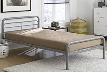 Amazon Com Dhp 6 Inch Quilted Mattress Perfect For Bunk Beds