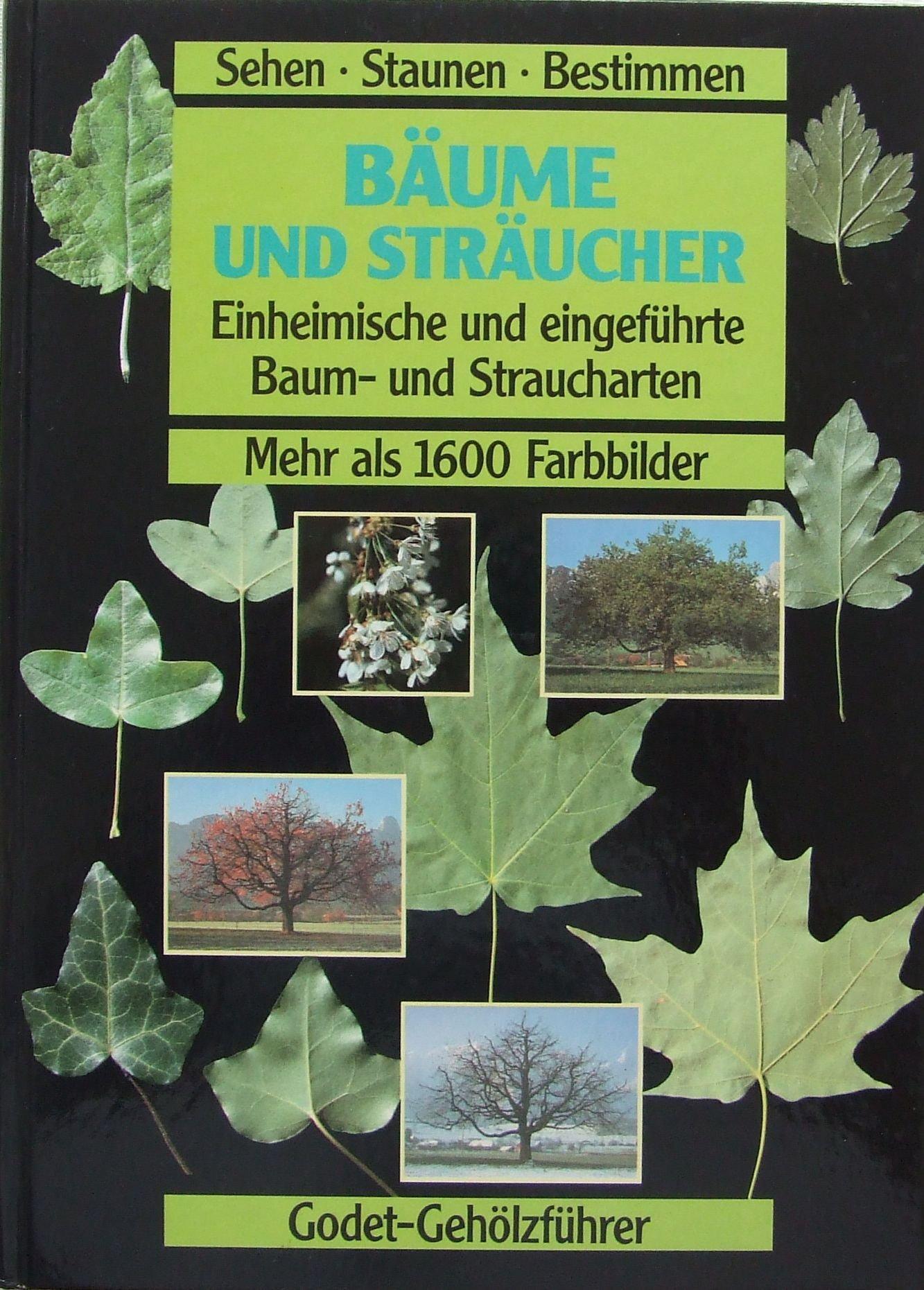 Bäume und Sträucher: Einheimische und eingeführte Baum- und Straucharten