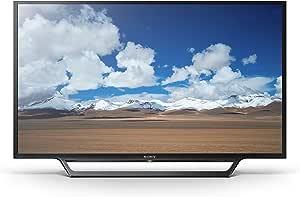 "Sony KDL32W600D 32"" 720p Smart LED TV - Black"