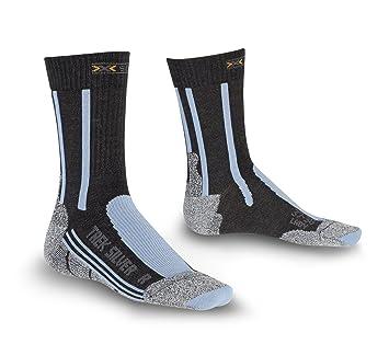 X-Socks Socken Trekking Silver Lady - Calcetines para mujer: Amazon.es: Deportes y aire libre
