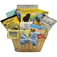 GreatArrivals Gift Baskets Happy Easter: Gourmet Sugar Free Easter Gift Basket, 1814.37 Grams