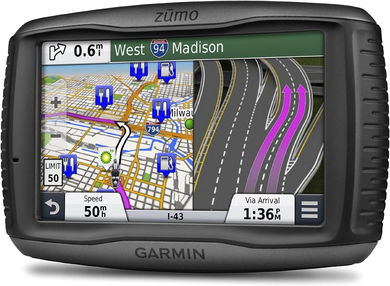 Garmin zūmo 590LM Motorcycle GPS