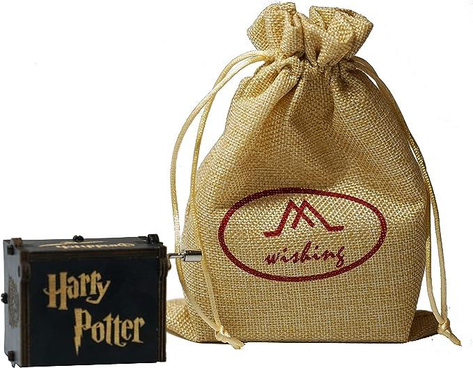 wishing Caja Musical Harry Potter,Tema de Hedwig clásico Caja de ...