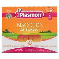 Plasmon Biscotto Infanzia -  Confezione salvagusto - Pacco da 6 X 720 g