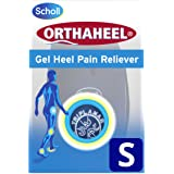 Scholl Orthaheel Gel Heel Pain Reliever 1 Pair - Small