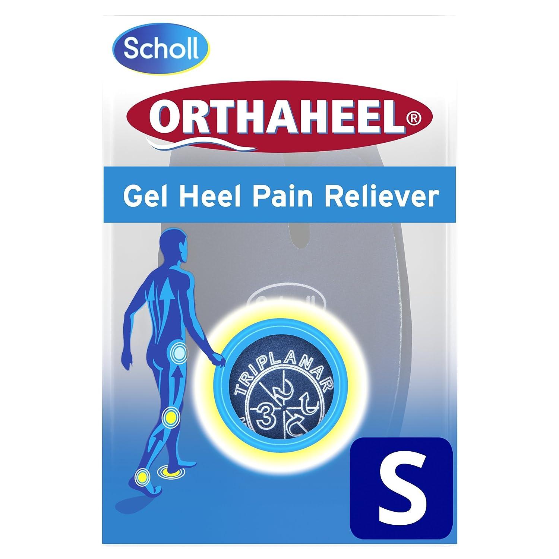 Scholl Orthaheel Gel Heel Pain Reliever Medium Reckitt Benckiser 10034884