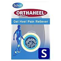Scholl Orthaheel Gel Heel Pain Reliever 1 Pair - Small