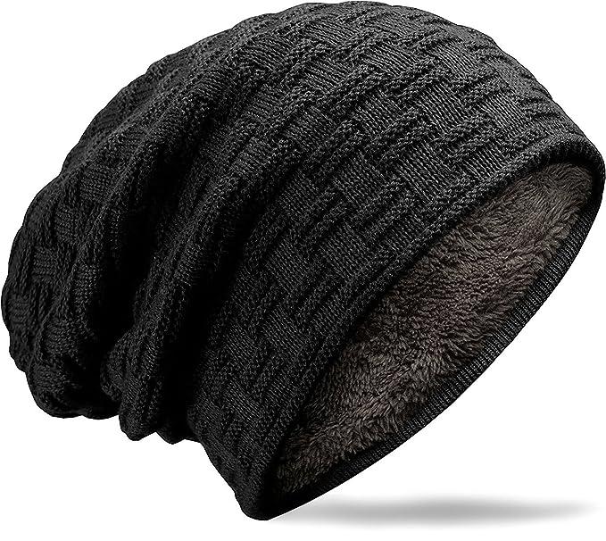 825c77b9a0a muco Mens Womens Hat Beanie Cap
