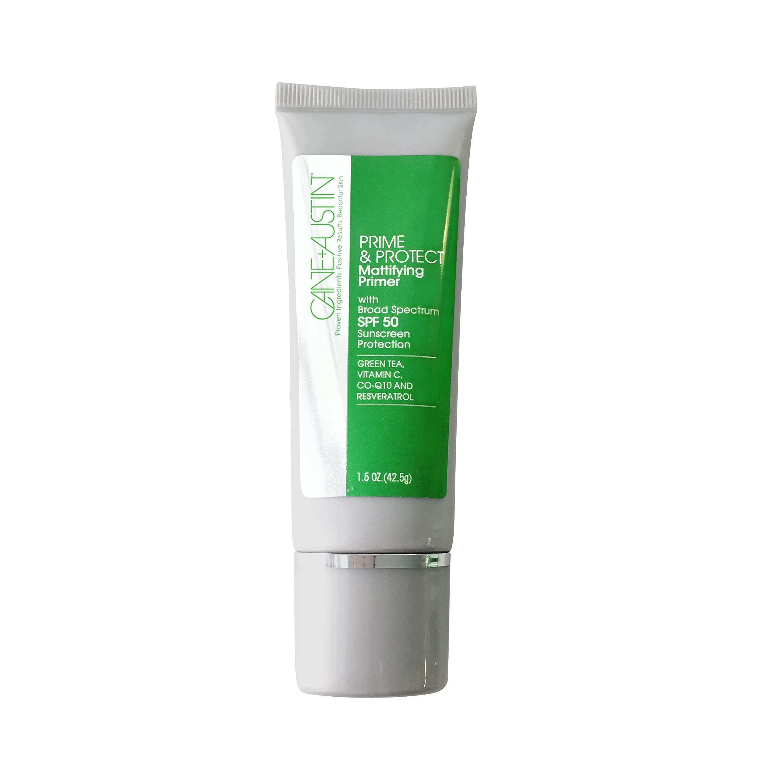 CANE + AUSTIN Prime and Protect Mattifying Primer, 1.5 Oz by CANE + AUSTIN