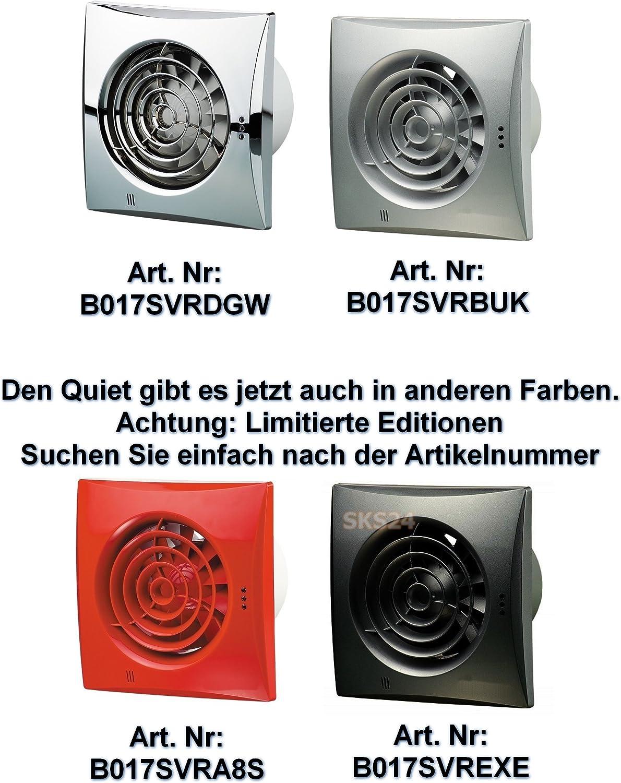 Extractor de aire con higrostato y silencioso- no sólo es poco ...