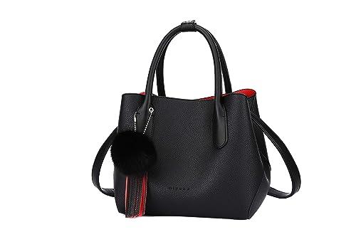 Amazon.com: Bolsas y bolsos para mujer de diseñador, bolso ...
