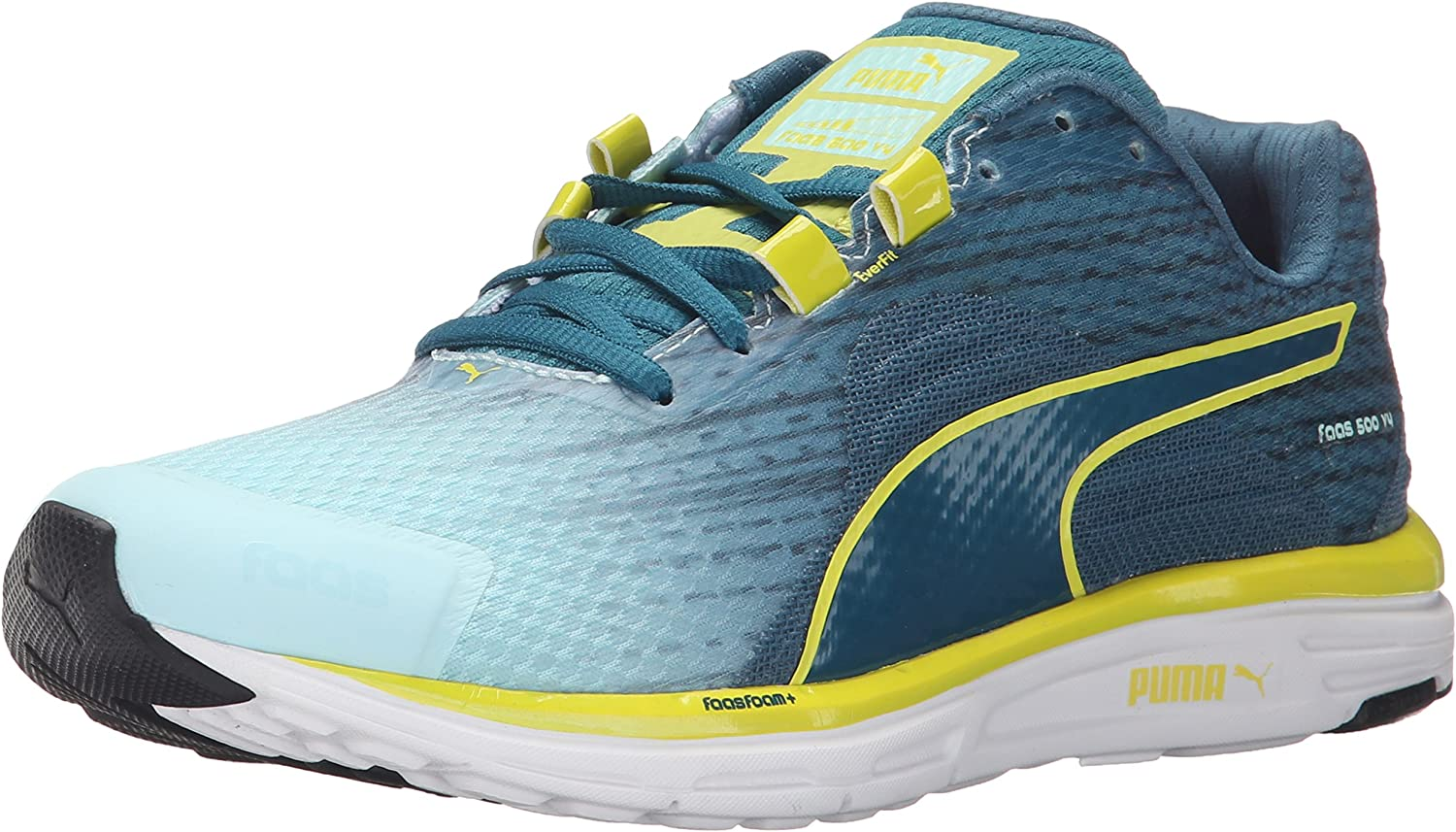 PUMA Women s Faas 500 V4 Running Shoe