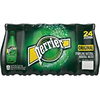 24-Pk. Perrier Sparkling Natural Mineral Water