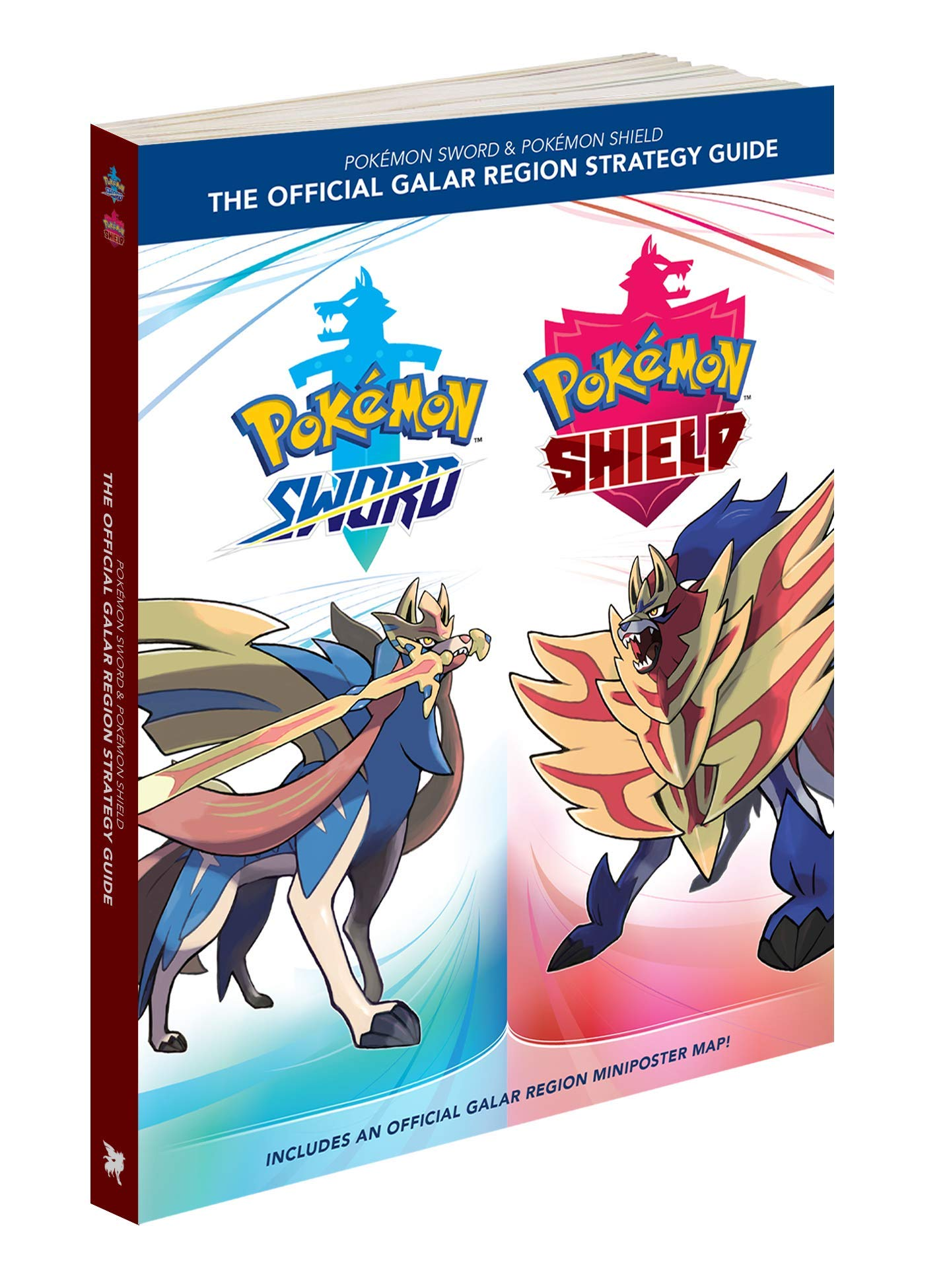 The Pokemon Sword & Pokemon Shield: Amazon.es: The Pokémon Company: Libros en idiomas extranjeros