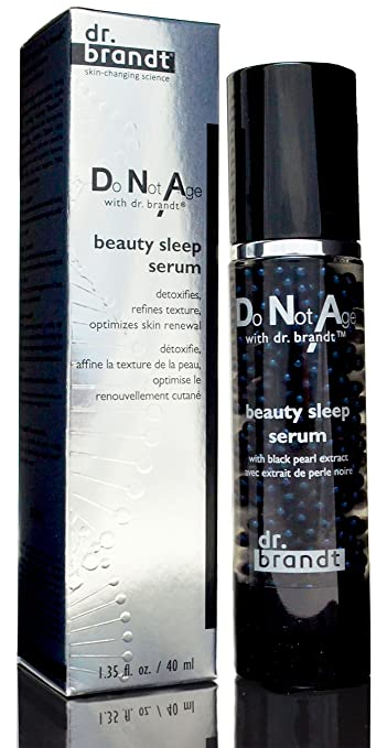 Dr. Brandt - Do Not Age Beauty Sleep Serum -40ml/1.35oz Bioelements Oxygenation (1 oz)