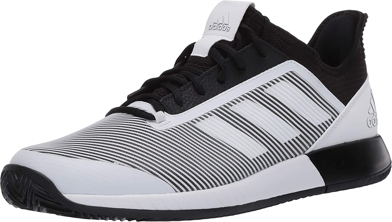 adidas Defiant Bounce 2 M, Chaussure de Tennis Homme
