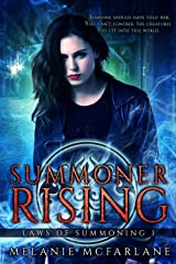 Summoner Rising (Laws of Summoning Book 1) Kindle Edition